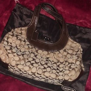 Coach new condition Large Hobo